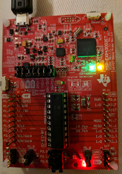 """Bare Metal"""" MSP430 Programming: Learning About a New"""